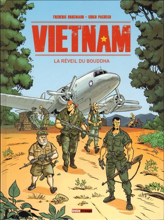 Couverture de Vietnam -2- Le Réveil du Bouddha