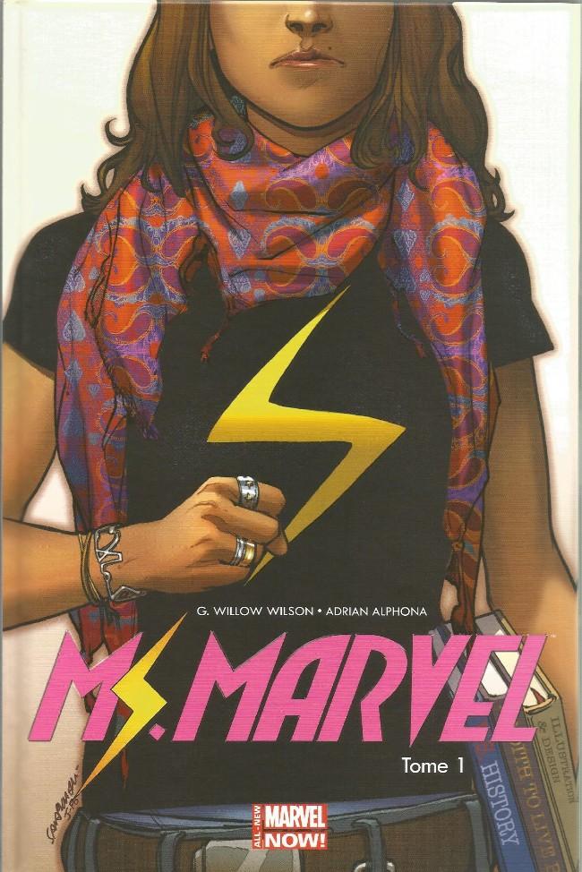 Ms. Marvel - 3 tomes