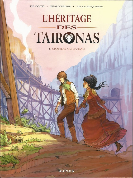 L'Héritage des Taironas tome 1