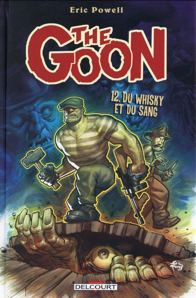 The Goon Tome 10 à 12