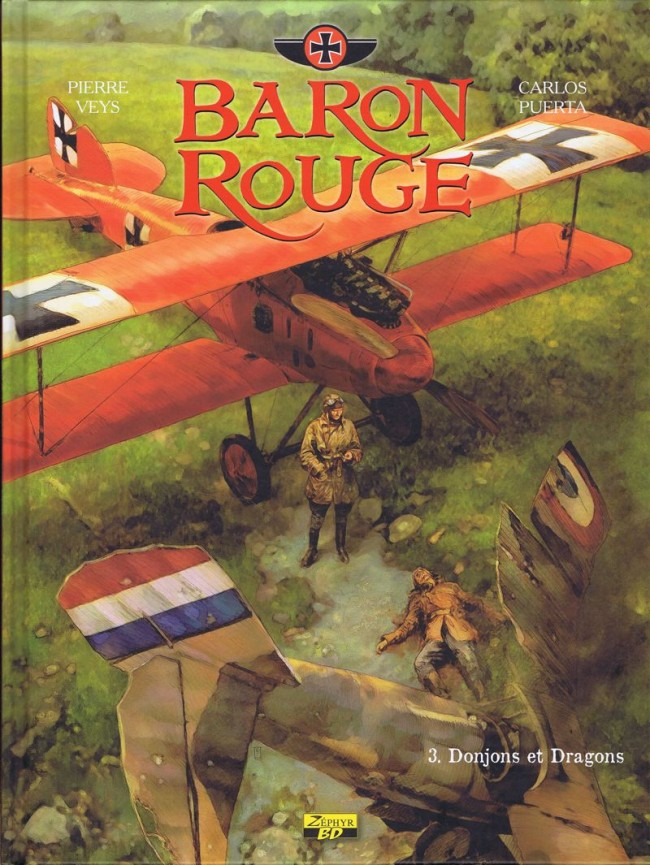 Baron rouge - Tome 3 Final