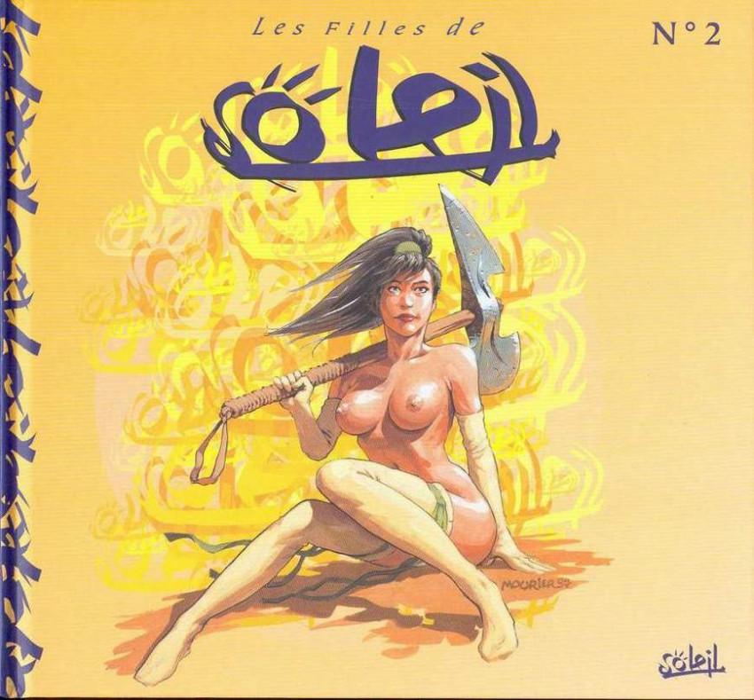 Les Filles de Soleil - 6 tomes