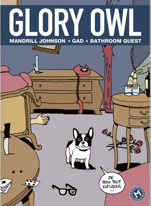 Glory Owl One shot