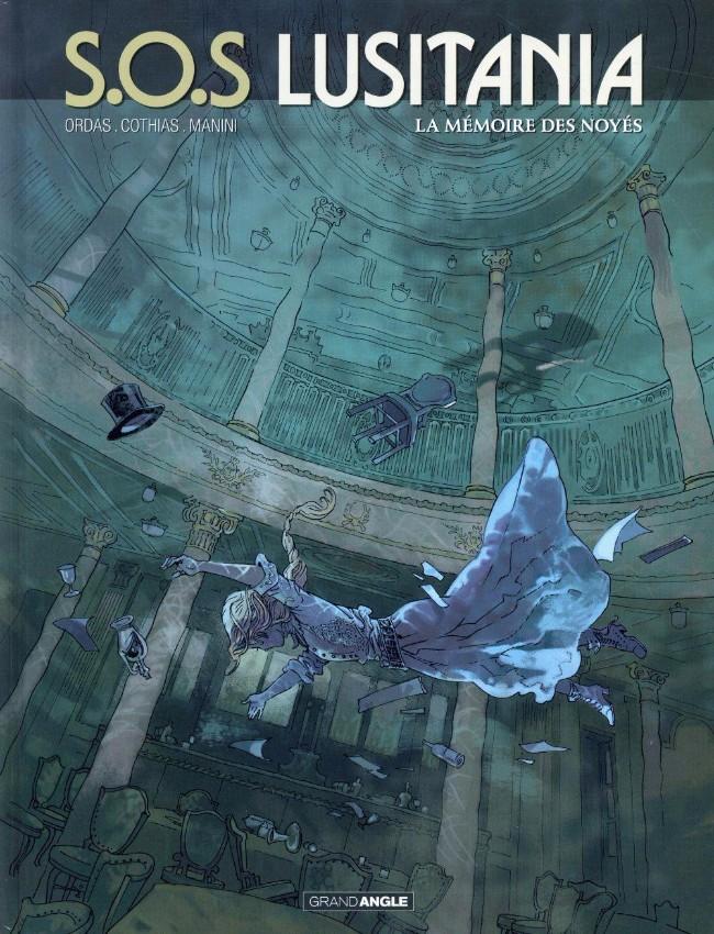 S.O.S Lusitania intégrale 3 tomes PDF