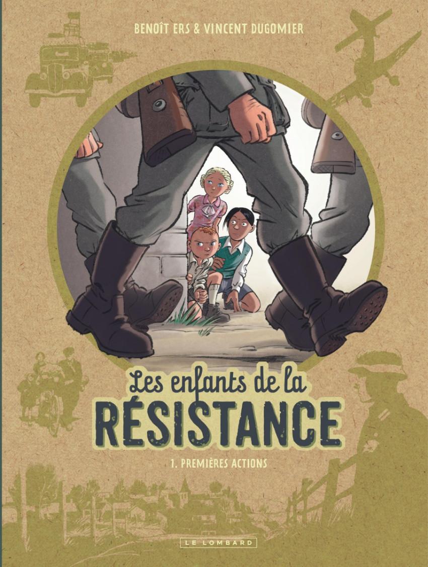 Les enfants de la Résistance (1) : Premières actions