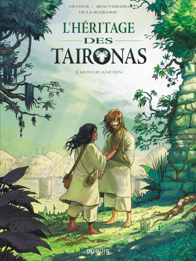 L'Héritage des Taironas 2 Tomes