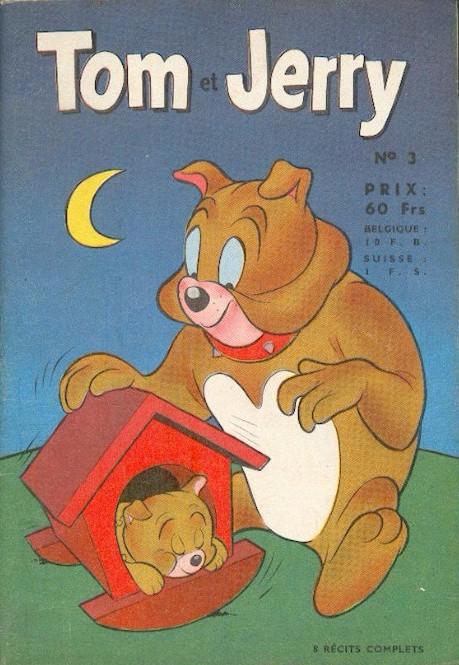 Couverture de Tom et Jerry (Puis Tom & Jerry) (2e Série - Sage) -3- Des locataires impossibles