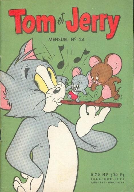 Couverture de Tom et Jerry (Puis Tom & Jerry) (2e Série - Sage) -24- Des poupées pas comme les autres