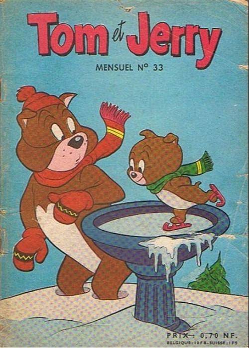 Couverture de Tom et Jerry (Puis Tom & Jerry) (2e Série - Sage) -33- Tom s'attendrit !