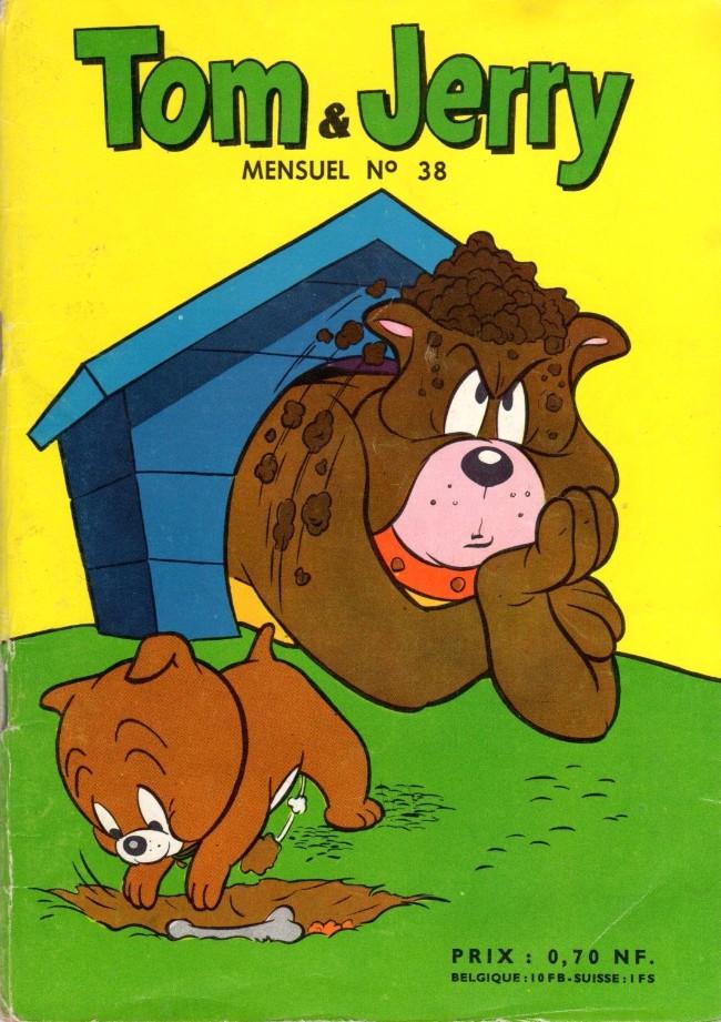 Couverture de Tom et Jerry (Puis Tom & Jerry) (2e Série - Sage) -38- Tom au temps des cerises !
