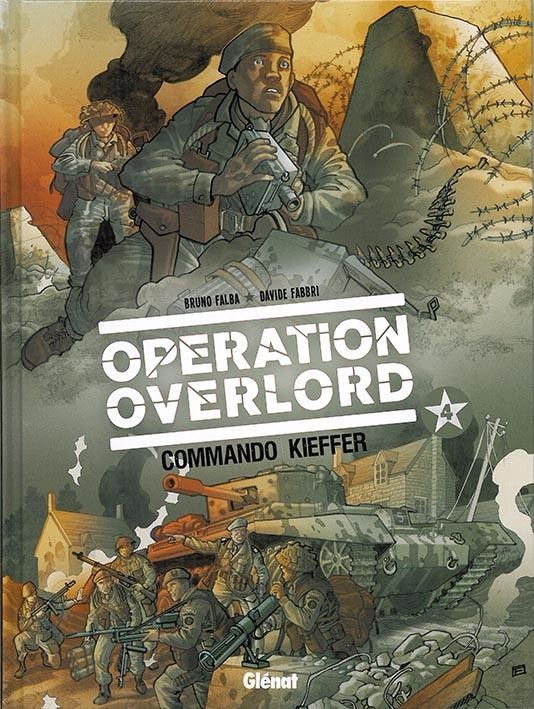 Opération Overlord 4 tomes
