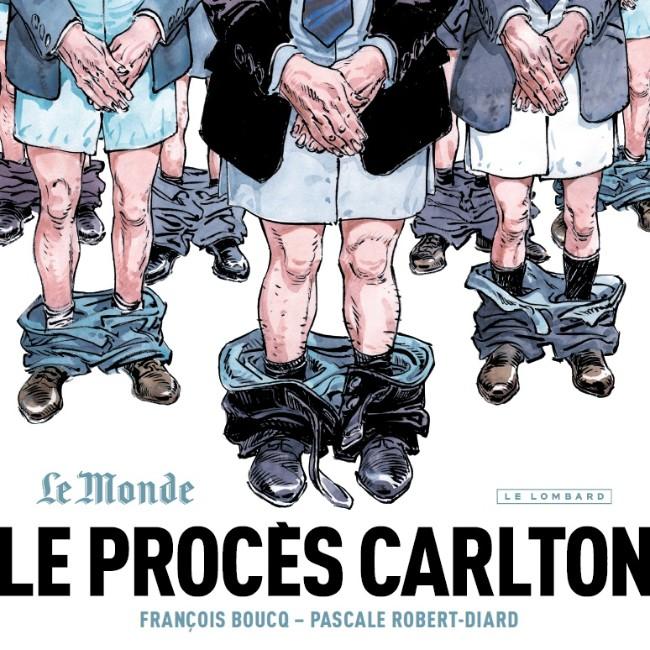 Le Procès Carlton One shot PDF