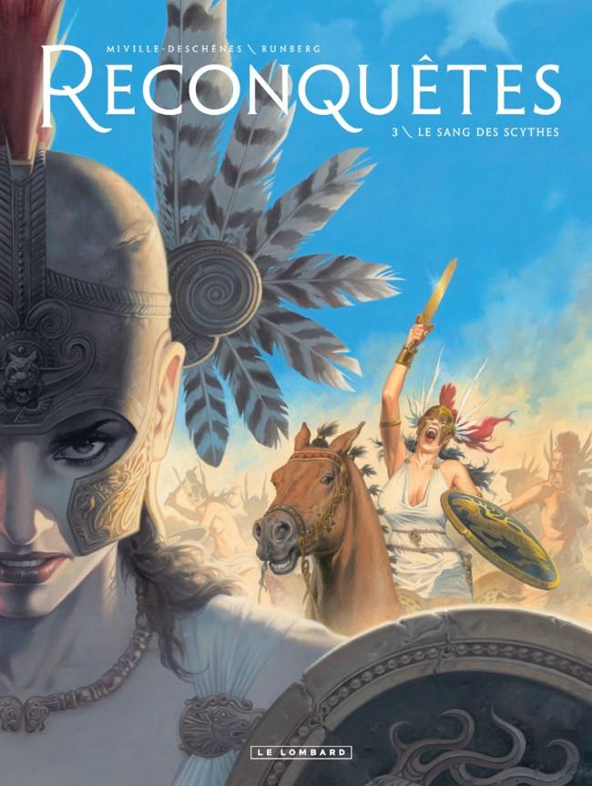 Reconquêtes - 3 tomes