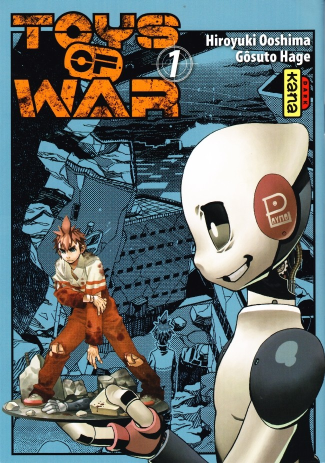 TOYS OF WAR Tome 1