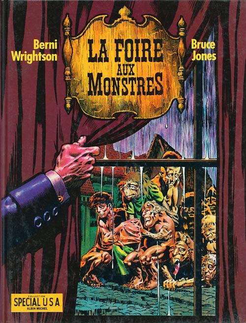 La Foire aux monstres One shot PDF