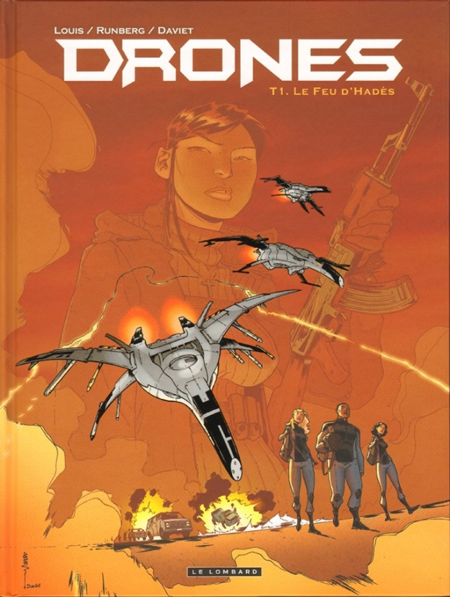 Drones Tome 1