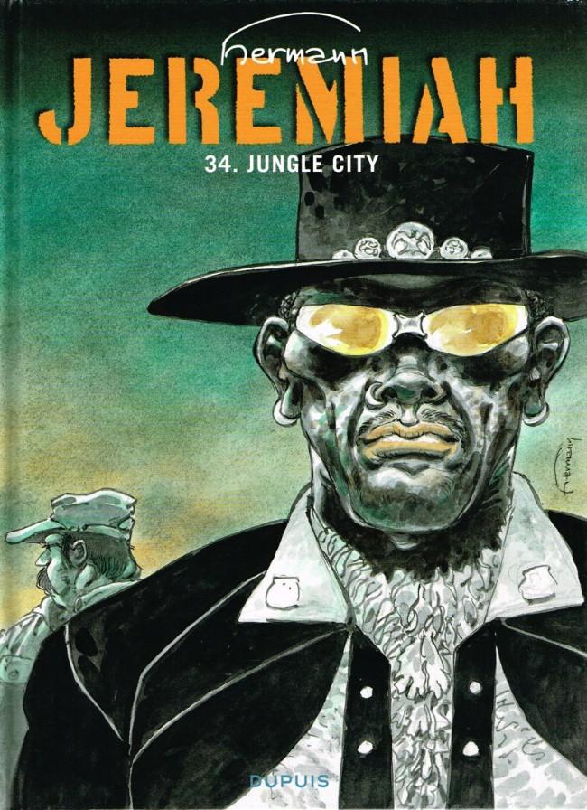Jeremiah - tome 34 : Jungle City