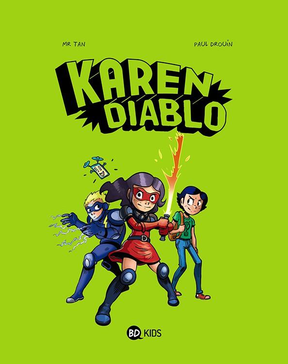 Couverture de Karen Diablo