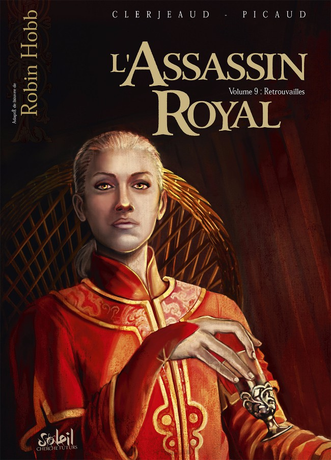 L'Assassin royal - Tome 9