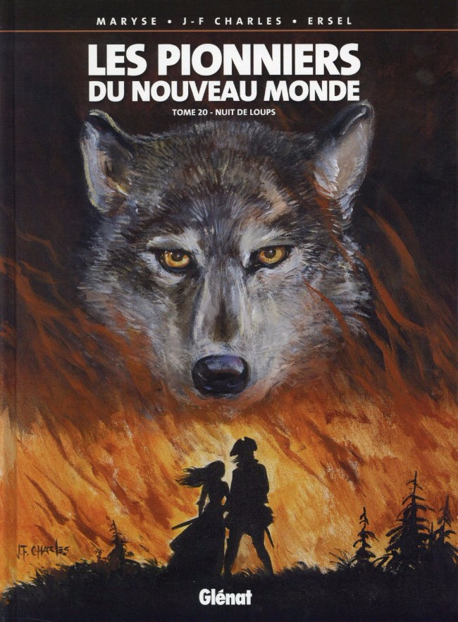 Les Pionniers du Nouveau Monde Tome 20