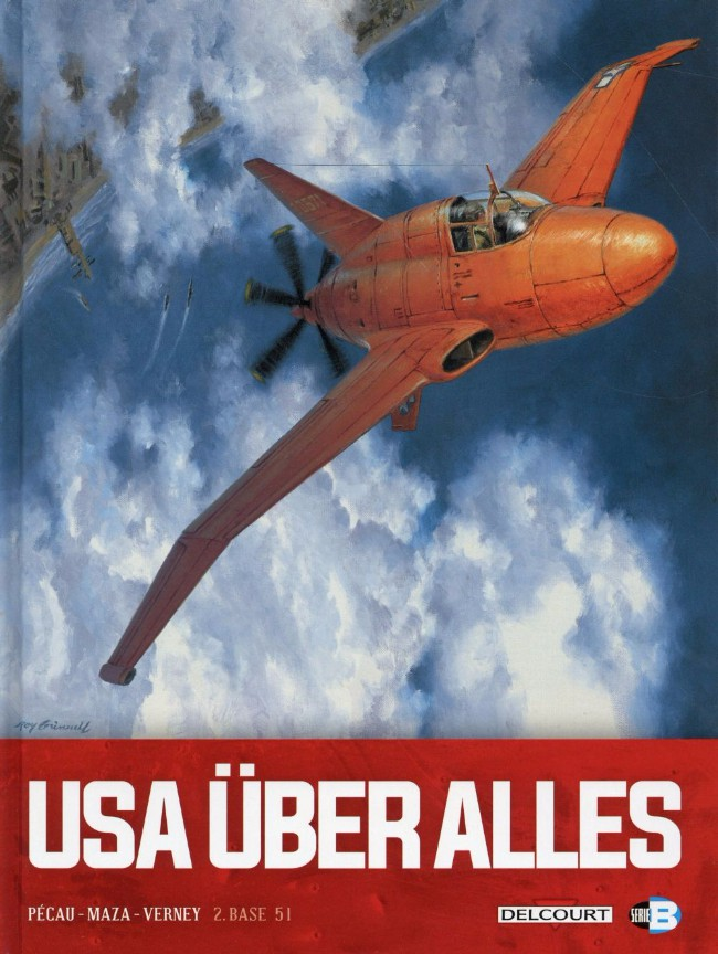 USA Uber Alles - 3 tomes