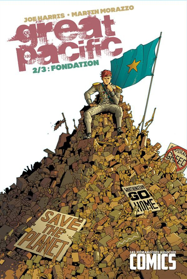 Great Pacific - Tome 2
