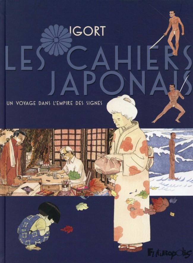 Les cahiers japonais - One shot - PDF
