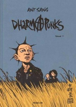 Dharma Punks Tomes 1 et 2 CBR