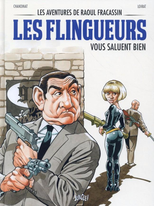 Les Aventures de Raoul Fracassin Tome 2