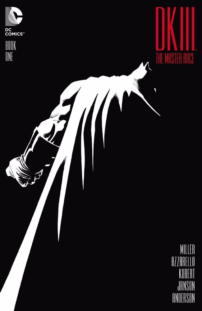 Couverture de Dark Knight III: The Master Race (2016) -1- Book One