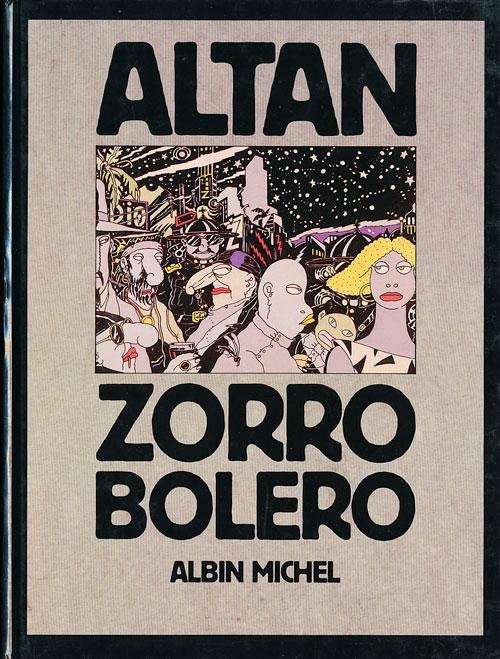 Zorro Bolero