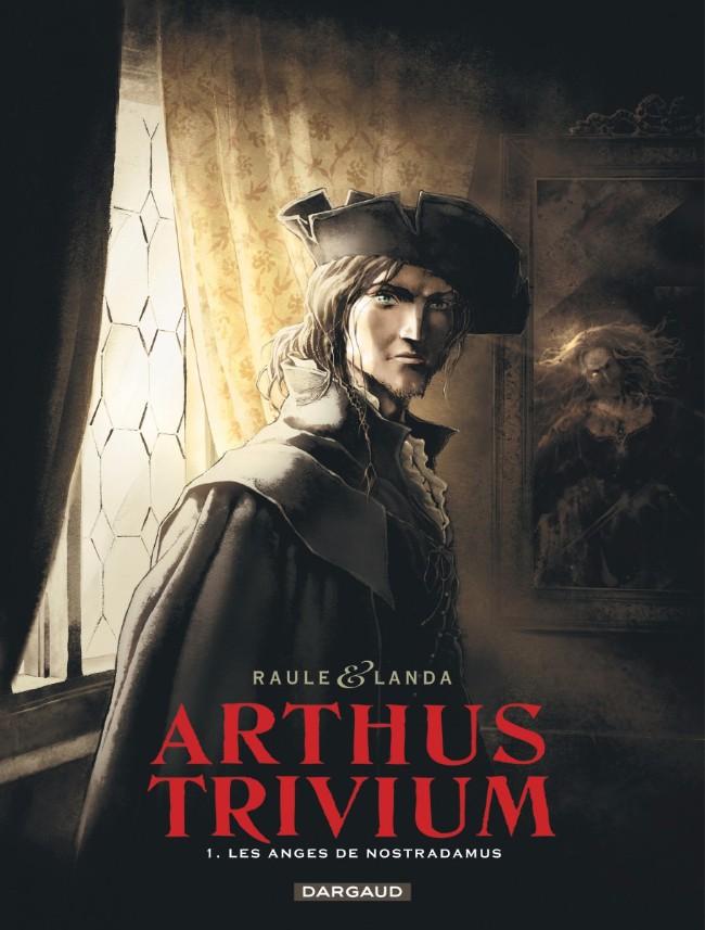 Arthus Trivium (2016) - Tome 1