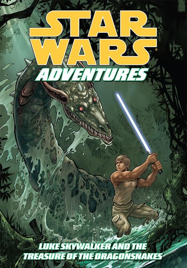 Star Wars Adventures Tomes 2 et 3