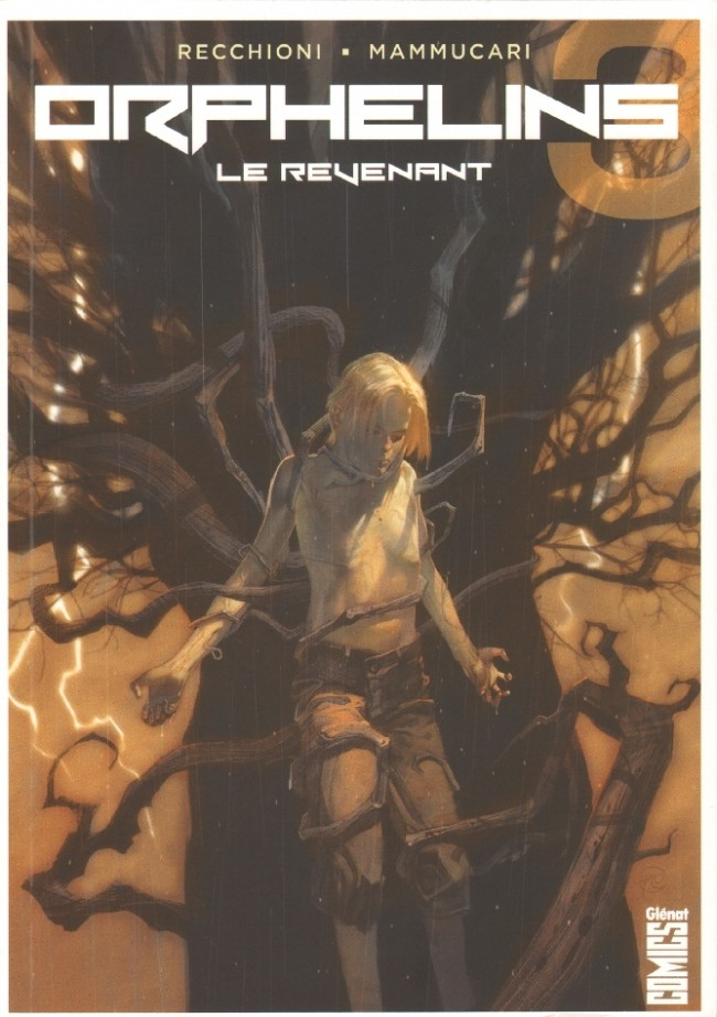 Orphelins Tome 3