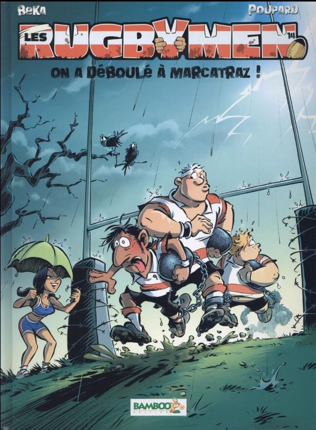 Les Rugbymen - Tomes 13 et 14