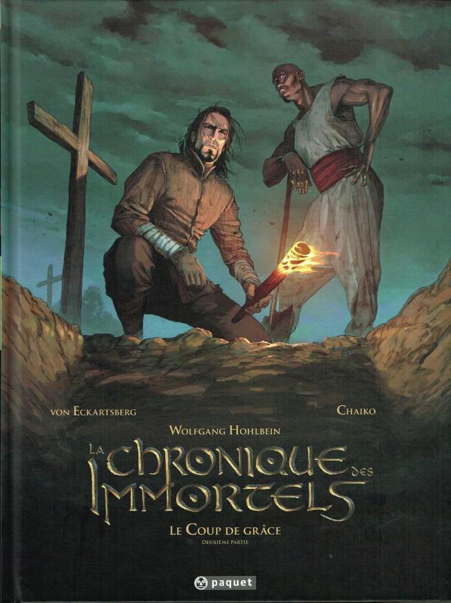 Chronique des Immortels Tome 7
