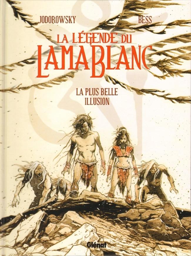 La Légende du Lama Blanc (2016)- tome 2