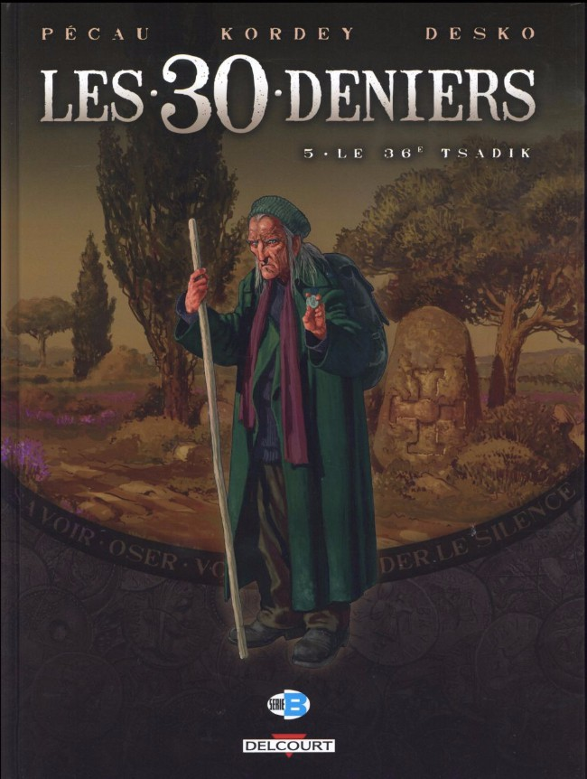 Les 30 deniers (2016) - Tome 5 Final
