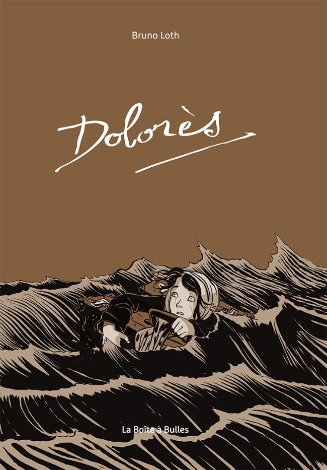 Couverture de Dolorès (Loth) - Dolorès