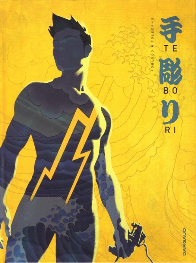 Tebori (2016) - Tome 1