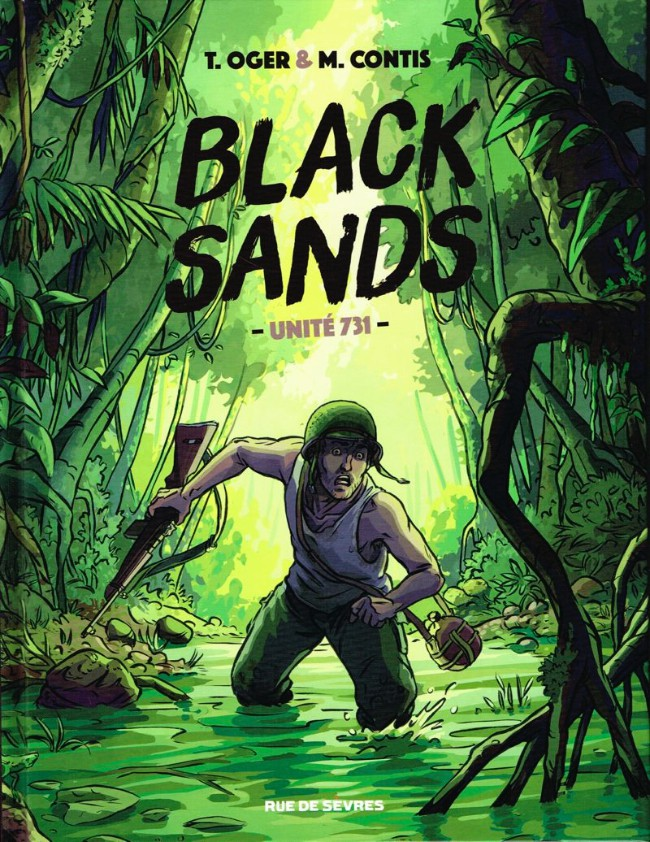 Black Sands One shot PDF Version