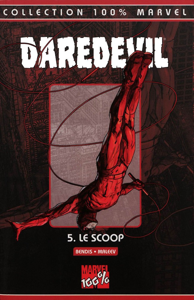 Daredevil - tome 5 : Le scoop