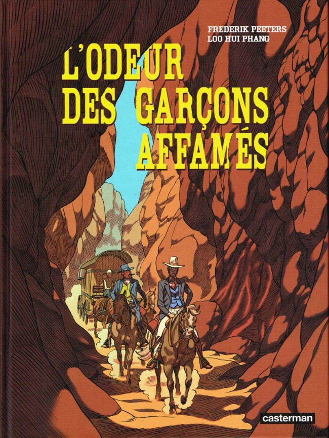 L'Odeur des gar�ons affam�s One Shot