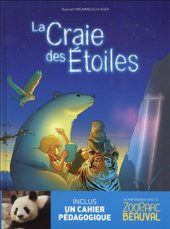 La Craie des étoiles (2016) - tome 1