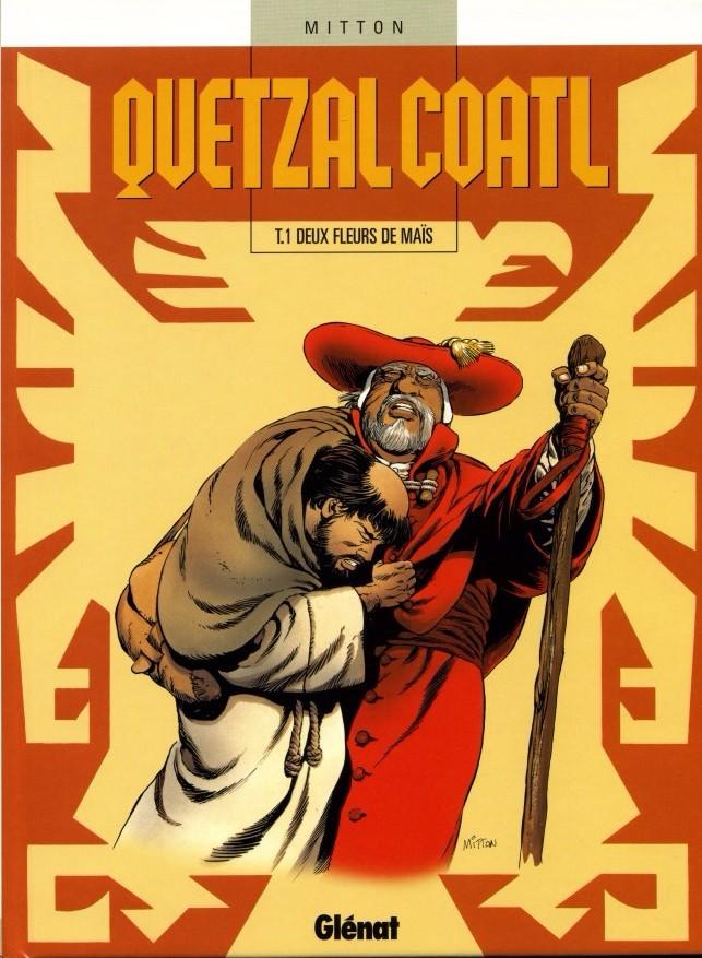 Quetzalcoatl - Intégrale 7 Tomes