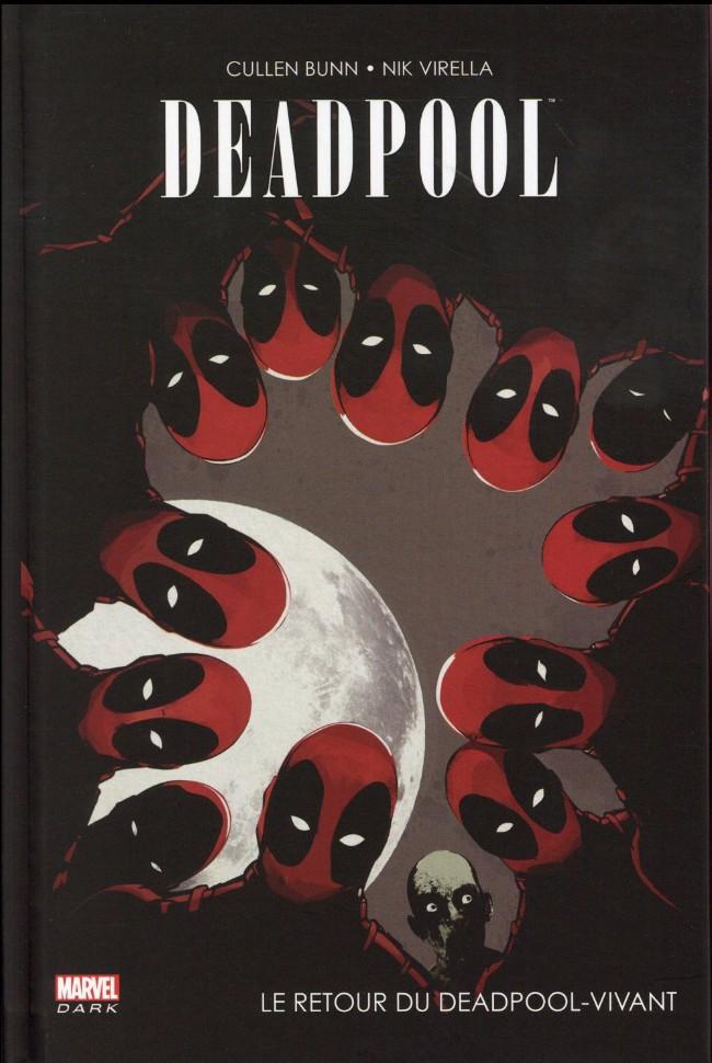 Couverture de Deadpool (Marvel Dark) -5- Le retour du Deadpool-vivant