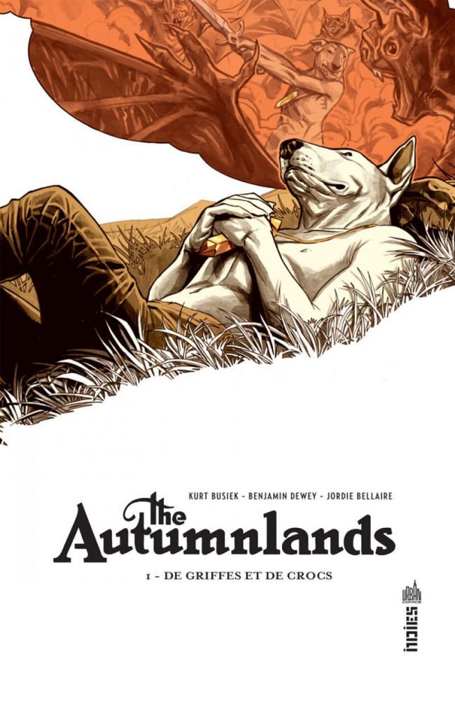 The Autumnlands (2016) - Tome 01 - De Griffes et de Crocs