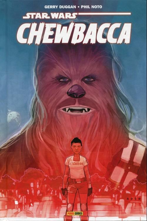 Couverture de Star Wars - Chewbacca -1- Les mines d'Andelm