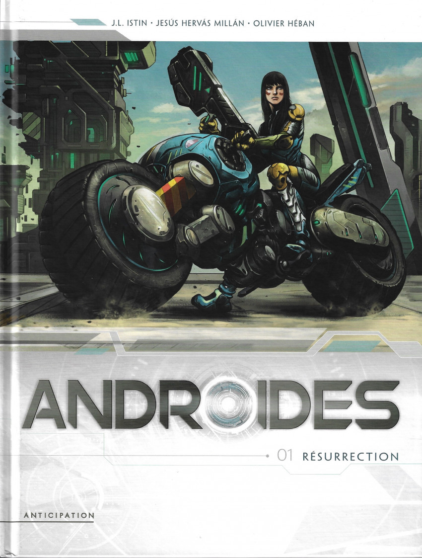 Androides Tome 1