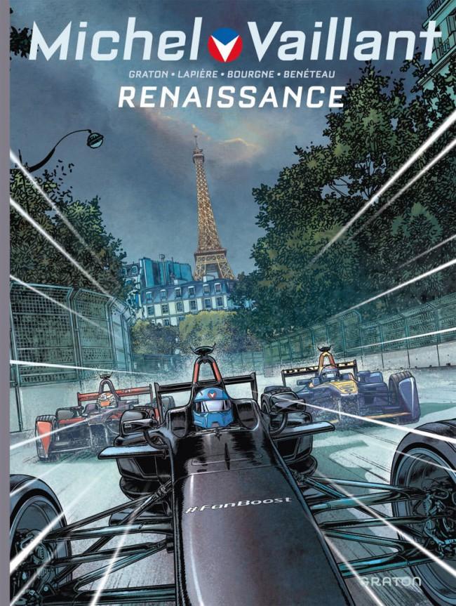 Couverture de Michel Vaillant - Nouvelle saison -5- Renaissance